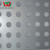 smooth surface perforated mesh