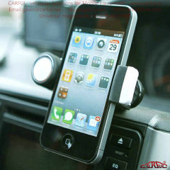 Manual Retractable Mobile Phone Holder GPS holder