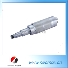 Magnet Rotor and Motor Assemblies