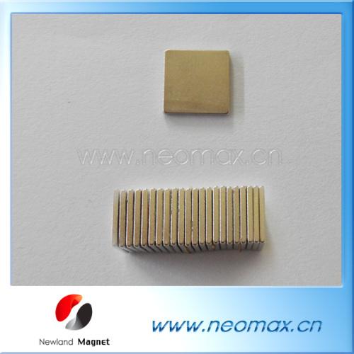 NdFeB Thin Magnets Block