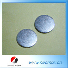 Permanent Small Disc Magnets