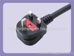 3 PINS Fashion Quality British power plug