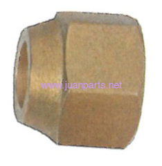 Short Forged Nuts (Brass Fitting)