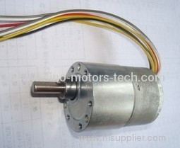 37mm Bldc Gear Motor With Encoder Pmg37 Pmg45 Pmg57