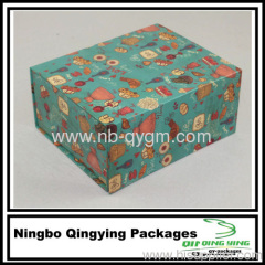 Foldable Cardboard Gift Boxes
