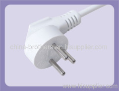 3*1.0-1.5 H07RN-F Power cord with switzerland plug