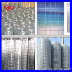 hot-dipped galvanized welded wire mesh price