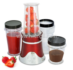 multifunctional 3 in 1 food processor
