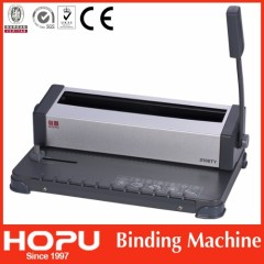 perfect wire binding machine