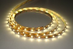 Warm White SMD 3528 LED Strip Lights 12V