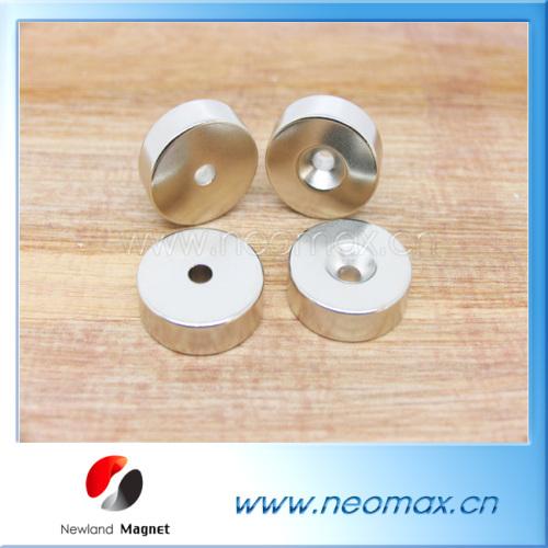 N35 countersunk neodymium magnet