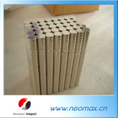 color Zn coating neodymium magnets
