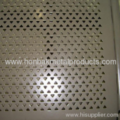 Punching hole Perforated Metal Mesh supplier / direct factor