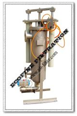 Autmation Mechanically Self Cleaning Filter for Coating Paint Industry