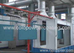 electrostatic spray equipment supplier