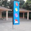 Mamba flag, Outdoor Banner Stands, block flag banner