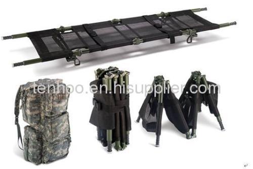 Portable Folding Pole Stretchers