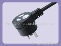 AU Australia plug laptop adapter AC power cable cord