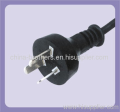 Argentina 3pin general electrical power plugs