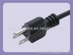 UL Standard America 3 pins Power cord America plug