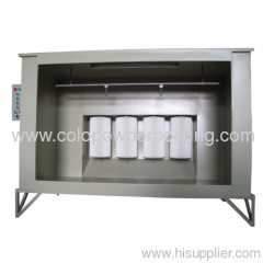 fire extinguisher powder coating spray booth