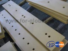 Komatsu construction equipments loader cutting edge 421-815-2110