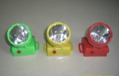 Led headlamp 3 batteries operated