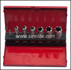 HSS Annular Cutter 6pcs set