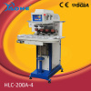 4 color ink cup tagless garment label printing machine