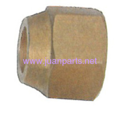 Brass pipe fitting Short Forged Reducing Nuts HVAC