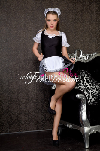 Beautiful maidservant cosplay costume ZF-007