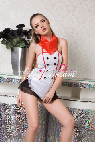 Beautiful maidservant cosplay costume ZF-026