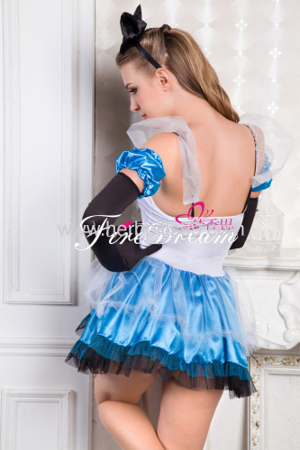 sexy products sexy lingeriecospaly costume Beautiful maidservant cosplay costume ZF-031
