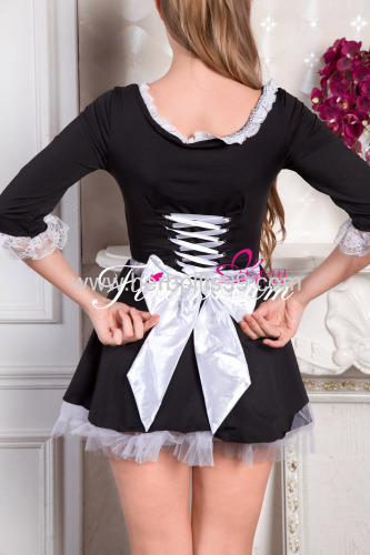 sexy products sexy lingeriecospaly costume Beautiful Alicemaidservant cosplay costume ZF-005