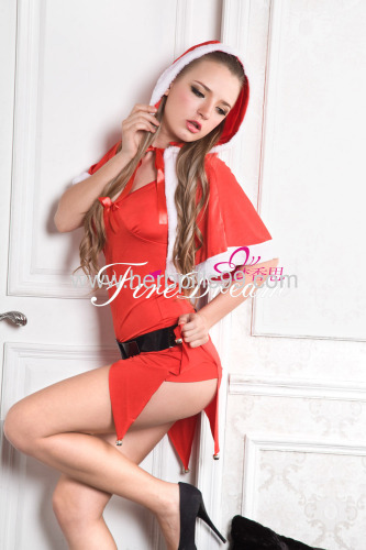 sexy products sexy lingeriecospaly costume Beautiful christmas cosplay costume ZF-013