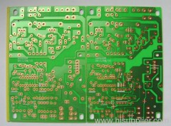 Single Sided Plating PCB Manufacture