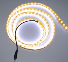 White 5050 smd Waterproof LED Strip lights 12V