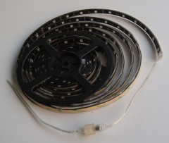 5050 SMD IP68 Waterproof LED strip lights 12V 24V