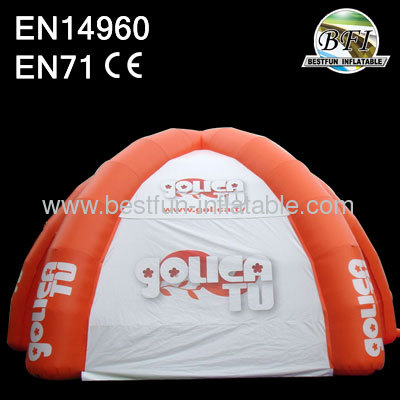 Inflatable Tent In Spider Legs Shape