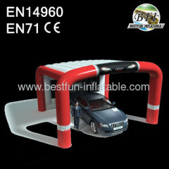 Air Shelter For Car