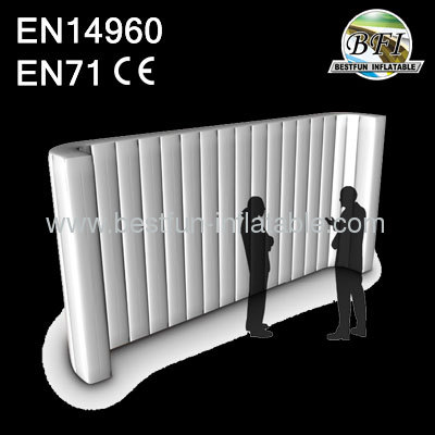 Office Inflatable Wall For Sale