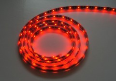 5050 SMD Red IP68 waterproof LED Strip lights 12v 24v