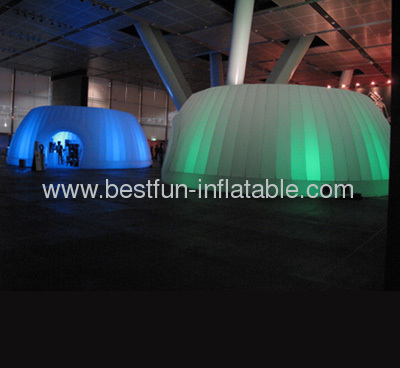 Led Advertising Inflatable Tent