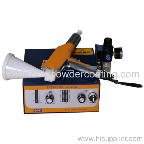 battery powered spray gun
