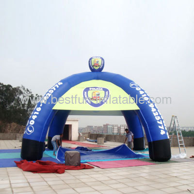 Inflatable Tent For Trading Show