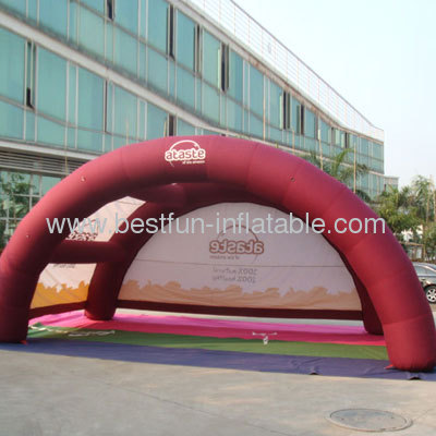 PVC Inflatable Canopy Gazebo