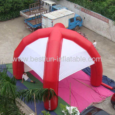 Small Spider Tent Inflatable