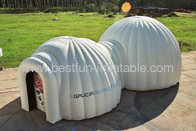 Wedding Party Double Tents