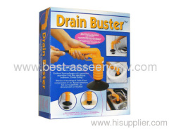 Drain Buster as seen on tv