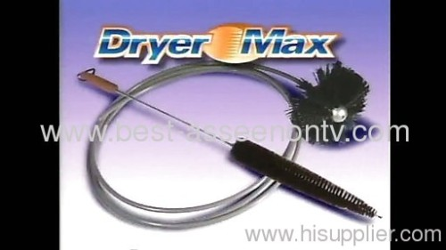 Dryer lint remover kit